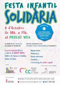 festa intantil solidària